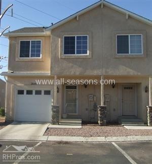 property details for west side 3 bedroom town home