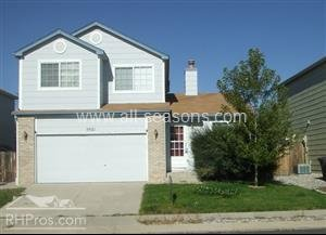 house for rent in 5921 fossil drive colorado springs co