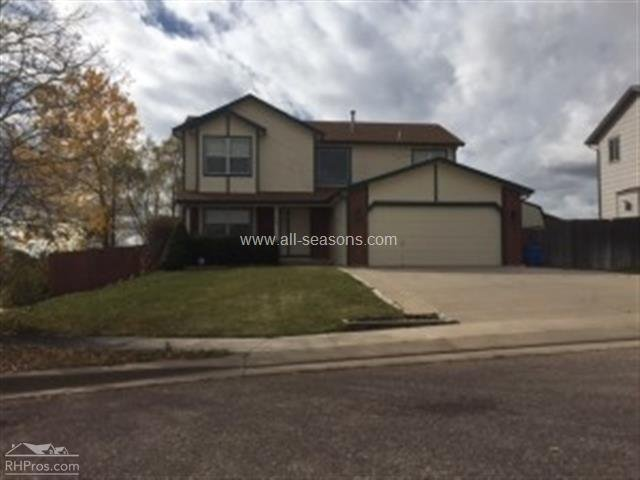 house for rent in 1155 costigan dr colorado springs co