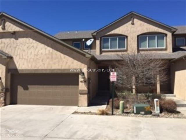 townhouse for rent in 4134 park village grove colorado